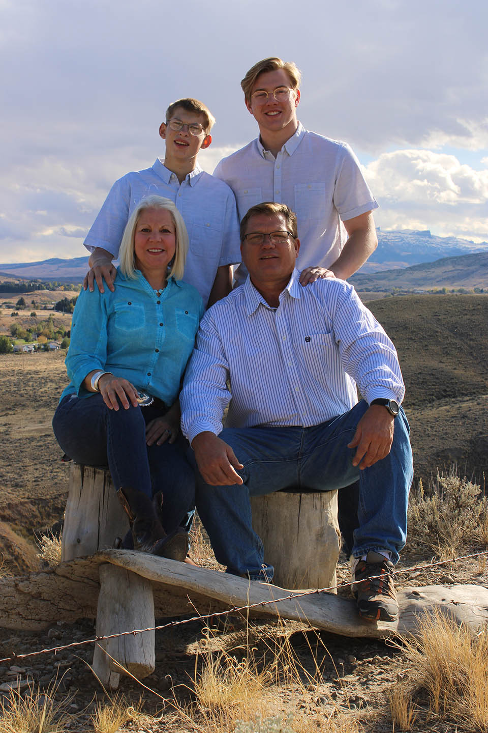 welcome to buffalo bluff rv park in cody wy